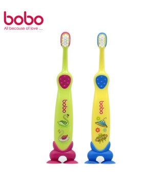BOBO 乐儿宝 乳牙护理牙刷
