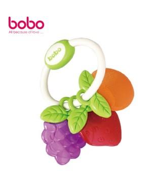 BOBO 乐儿宝 水牙胶组合(钥匙水果)