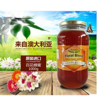 澳赛斯百花蜂蜜1kg