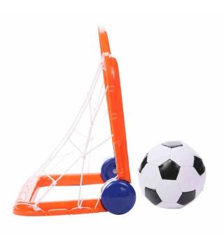 Toyroyal日本皇室玩具 儿童健身系列 益智休闲学步 运动欢乐足球