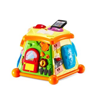 【18个月】澳贝玩具 生活体验馆 1岁宝宝益智早教玩具
