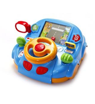 【适用2岁+】澳贝玩具 动感驾驶室 宝宝儿童模拟驾驶开车
