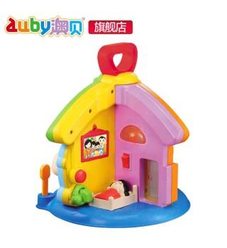 【适用2岁以上】澳贝玩具 好习惯学习屋 婴幼儿早教益智玩具