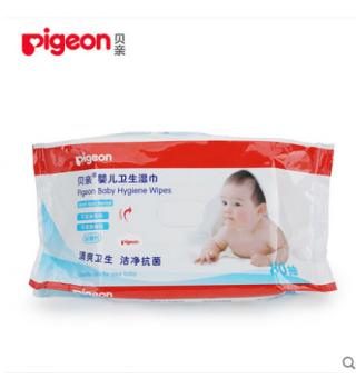 贝亲—婴儿卫生湿巾80片装