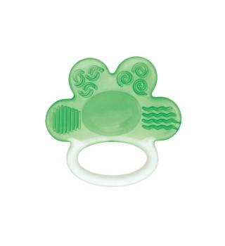 bobo乐儿宝牙胶 婴儿全硅胶易握磨牙器 宝宝磨牙棒 卡通设计
