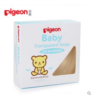 贝亲—婴儿透明香皂 70g