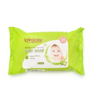 全因爱宝宝草本洗衣皂 原装进口婴儿专用肥皂儿童尿布皂